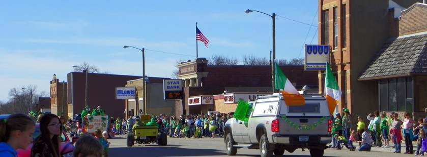 Graceville St Patricks Parade 4