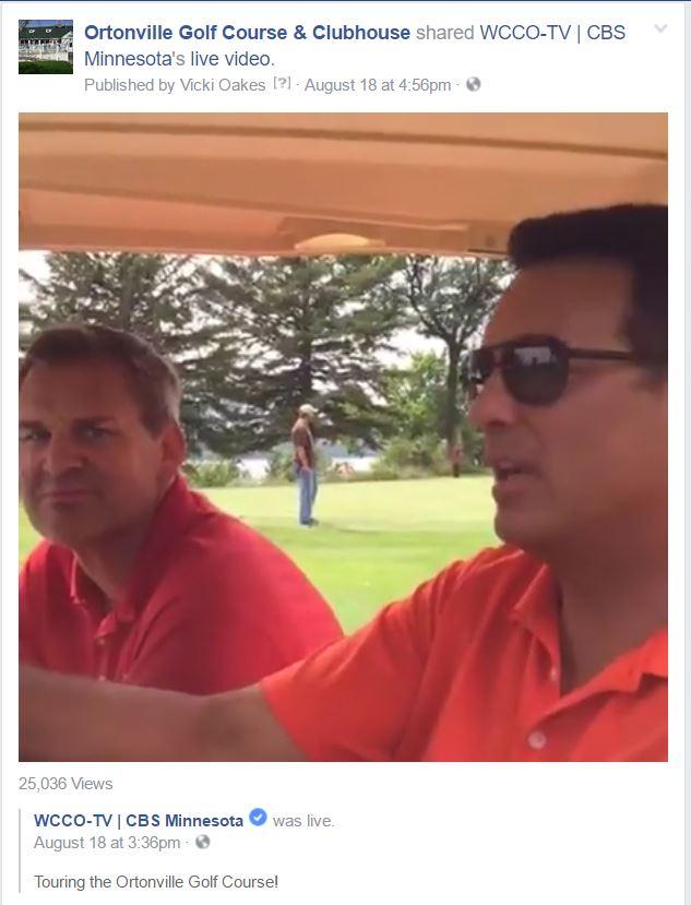 WCCO Ortonville Golf Course