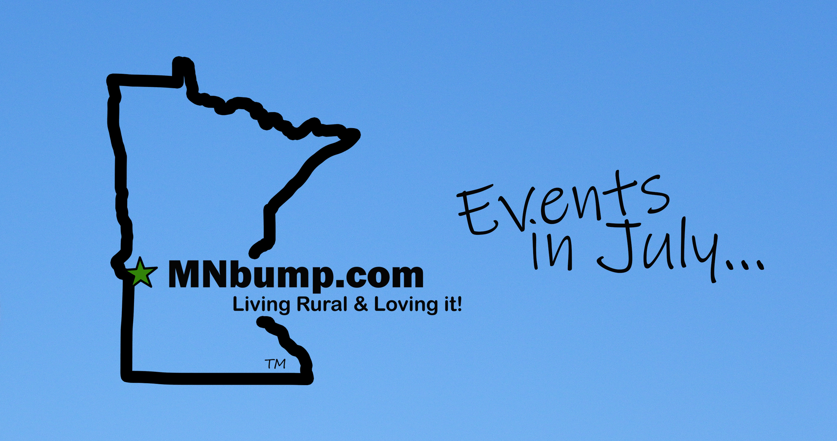 July Events on the MNbump!